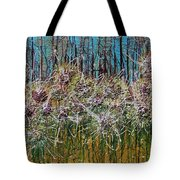 Flower Energy Tote Bag