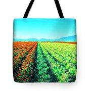 Flower Farm 1 Tote Bag