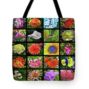 Flower Favorites Tote Bag