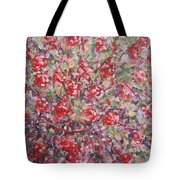 Flower Feelings. Tote Bag