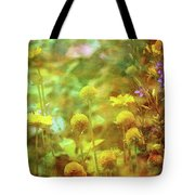 Flower Garden 1310 Idp_2 Tote Bag