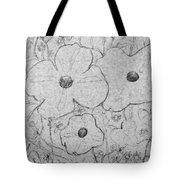 Flower Garden 2017 Tote Bag