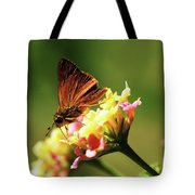 Flower Garden Friend Tote Bag