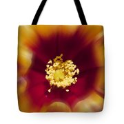Flower Graphic Tote Bag
