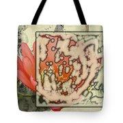 Flower-h Tote Bag