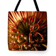 Flower Hawaiian Protea Tote Bag