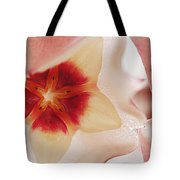 Flower Hoya 3 Tote Bag