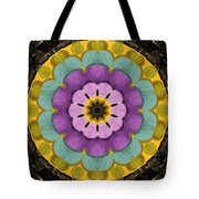 Flower In Paradise Tote Bag