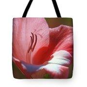 Flower In Pink Pastel Tote Bag
