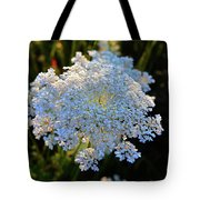Flower In The Field  Tote Bag