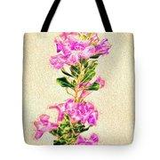 Flower-j Tote Bag