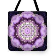 Flower Kaleidoscope 004 Tote Bag