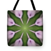 Flower Kaleidoscope_003 Tote Bag