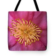 Flower Macro Tote Bag