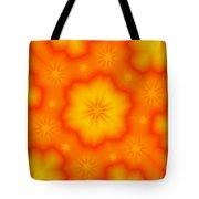 Flower Mandala 5 Tote Bag