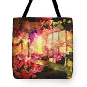 Flower Mix Tote Bag
