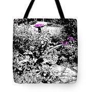 Flower Nectar Tote Bag
