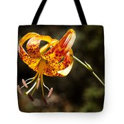 Flower Of Beauty Tote Bag