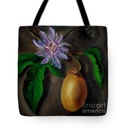 Flower Of Christ Tote Bag