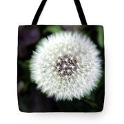 Flower Of Flash Tote Bag