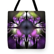 Flower Of Hope Tote Bag