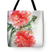 Flower Of My Dreams Tote Bag