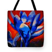 Flower Of My Heart Tote Bag