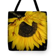 Flower Of The Sun Too Tote Bag