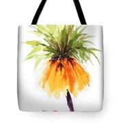 Flower Painting 2 Tote Bag