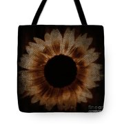 Flower Painting Digitally Tote Bag