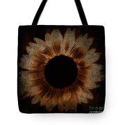 Flower Painting Digitally Tote Bag