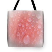 Flower Petal Tote Bag