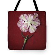Flower Petals And Broken Stem Tote Bag