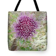 Flower Photograph Tote Bag