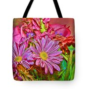 Flower Power 2 Tote Bag