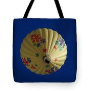 Flower Power Balloon Tote Bag