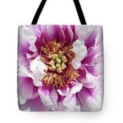 Flower Power In Pink Tote Bag