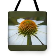Flower Power Sacred Geometry Tote Bag