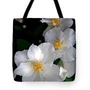 Flower Series Tote Bag