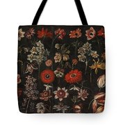Flower Studies Tote Bag