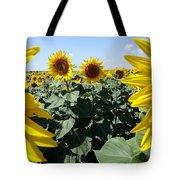 Flower Sunflower,yellow Flower, Tote Bag