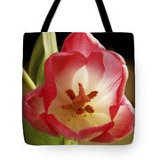 Flower Tulip Tote Bag