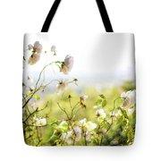 Flower Valley Tote Bag