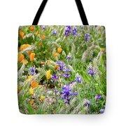 Flower Whispers Tote Bag