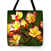 Flowerage Tote Bag