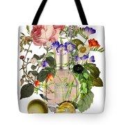 Flowerbomb Notes - By Diana Van Tote Bag