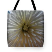 Flowering Burst Tote Bag