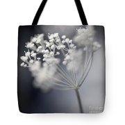 Flowering Dill Cluster Tote Bag