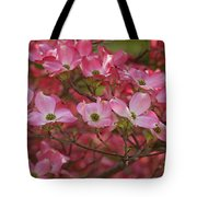 Flowering Dogwood Flowers 01 Tote Bag