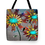 Flowering Dreams Tote Bag